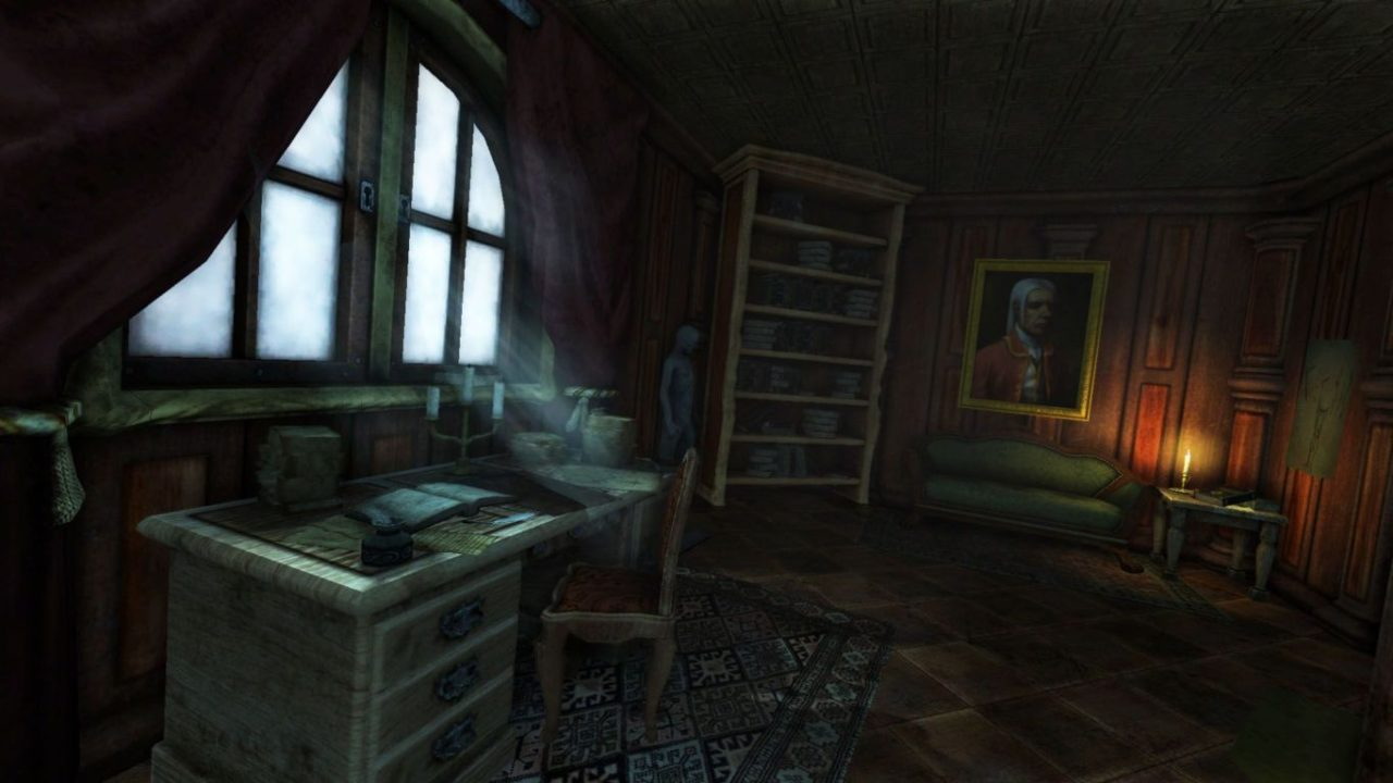 Amnesia Collection geekgamer