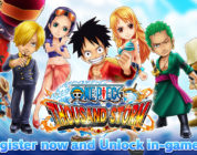 One Piece Thousand Storm – Al via le preregistrazioni per il nuovo titolo mobile su One Piece!