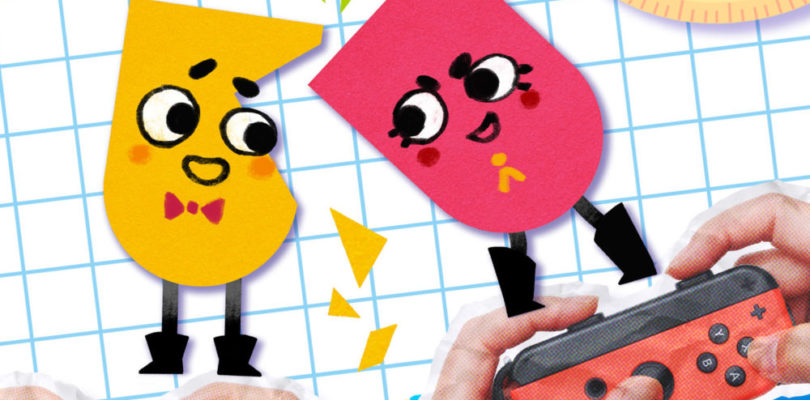 Snipperclips disponibile per Switch dal 3 marzo – Annunciata la limited edition!