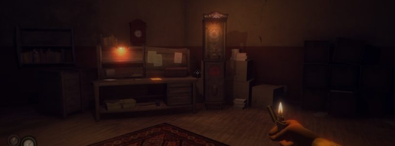 "Il puzzle-thriller ""The Crow's Eye"" è disponibile all'acquisto su Steam"