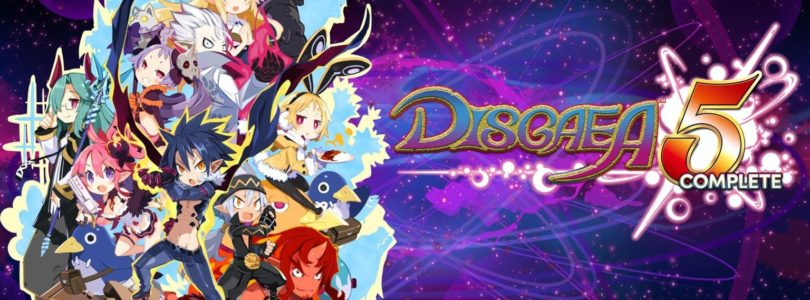Disgaea 5 Complete è disponibile per Nintendo Switch