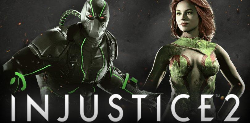 Injustice 2 arriva su iOS e Android