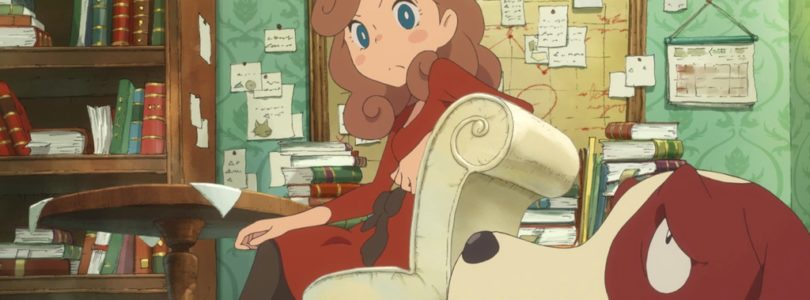 Layton's Mystery Journey: Katrielle and the Millionaire's Conspiracy per Nintendo 3DS arriva in Italia il prossimo autunno