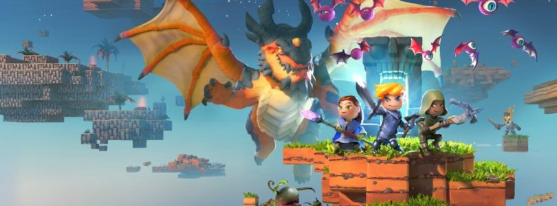 Portal Knights è disponibile per PC, PS4 e Xbox One