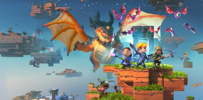 Portal Knights – Disponibile una demo per PS4 e Xbox One