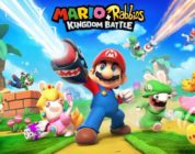 Mario + Rabbids Kingdom Battle svelato prima dell'E3: arriva l'RPG in collaborazione con Ubisoft (ed è pure italiano!)