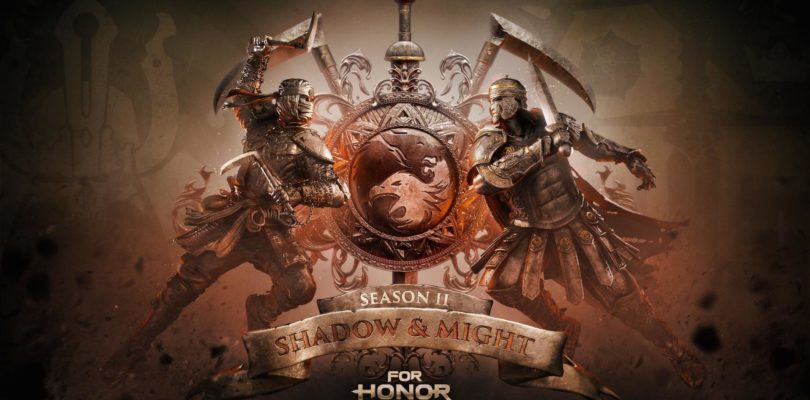 Shadow & Might, ovvero la seconda stagione di contenuti per For Honor, è disponibile per PC, PS4 e Xbox One