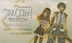 Star Ocean: Till the End of Time è disponibile per PlayStation 4 come titolo PS2 emulato
