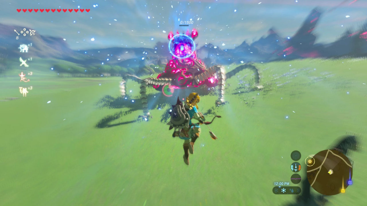 The Legend of Zelda Breath of the Wild img2 geekgamer