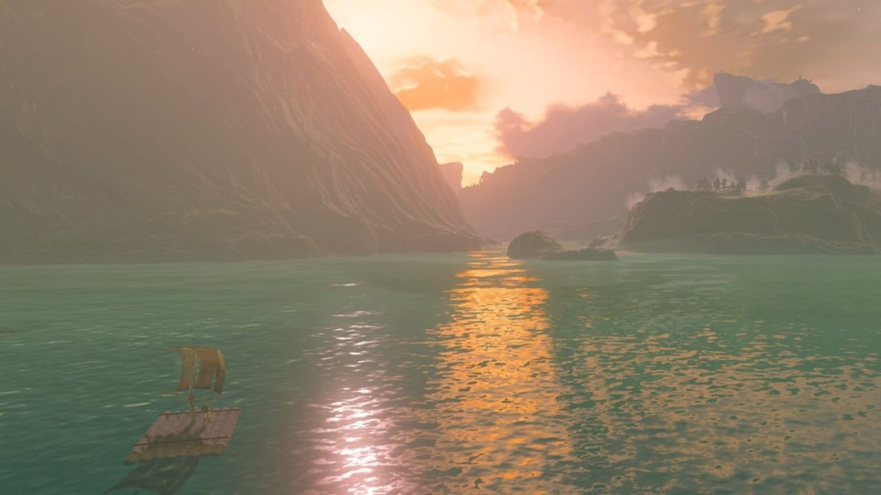 The Legend of Zelda Breath of the Wild img7 geekgamer
