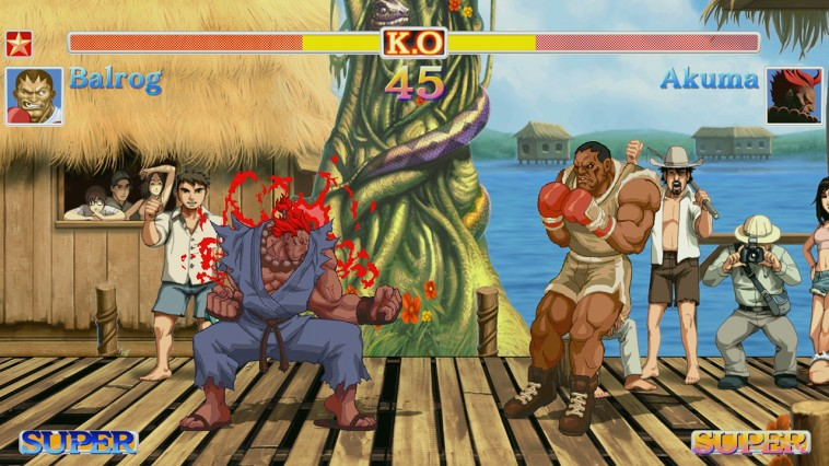 Ultra Street Fighter II The Final Challengers img