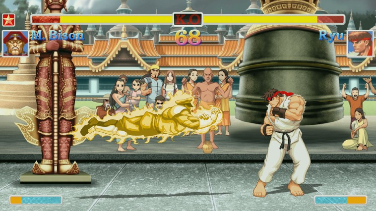 Ultra Street Fighter II The Final Challengers img1