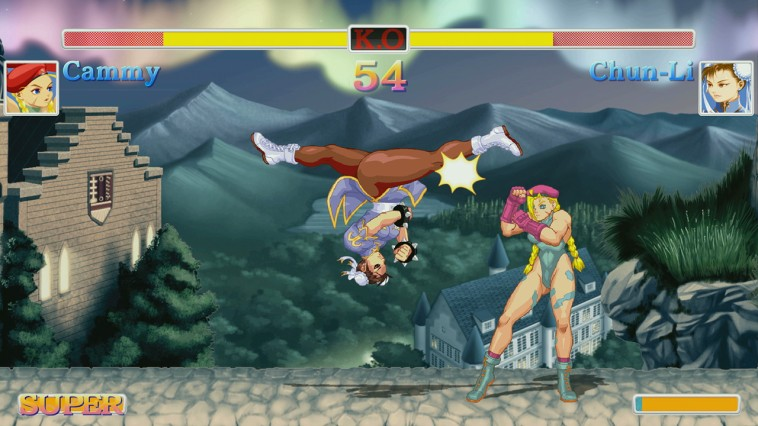 Ultra Street Fighter II The Final Challengers img2