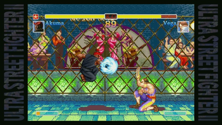 Ultra Street Fighter II The Final Challengers img6