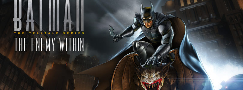 Telltale annuncia in un colpo solo Batman: The Enemy Within, The Walking Dead: The Final Season e The Wolf Among Us 2