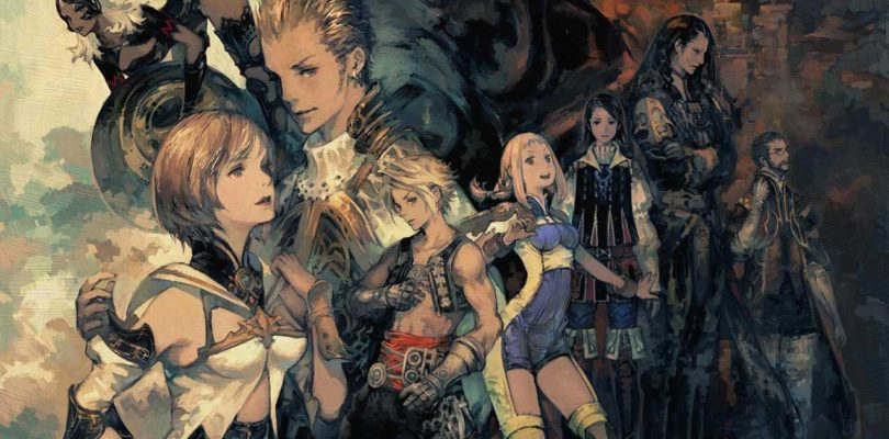 Final Fantasy XII The Zodiac Age è disponibile per PlayStation 4