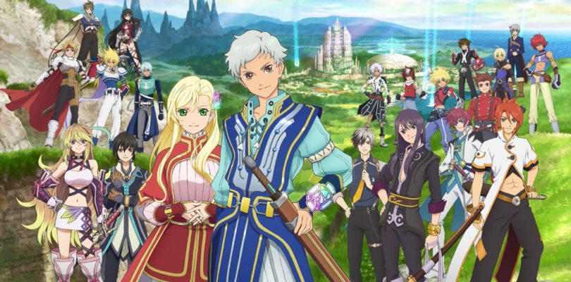 Tales of the Rays arriva in Occidente