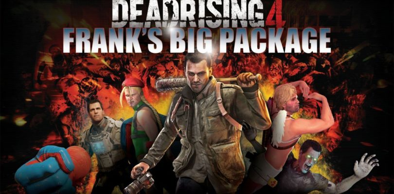 Il clone canadese di Frank West arriva anche su PlayStation 4: ecco Dead Rising 4: Frank's Big Package