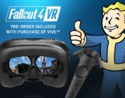 Fallout 4 VR sarà venduto in bundle con HTC Vive
