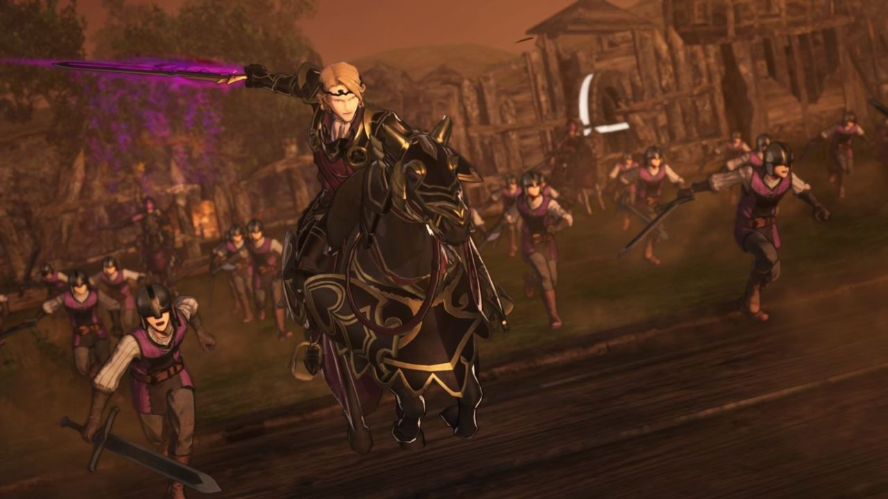 Fire Emblem Warriors img geekgamer