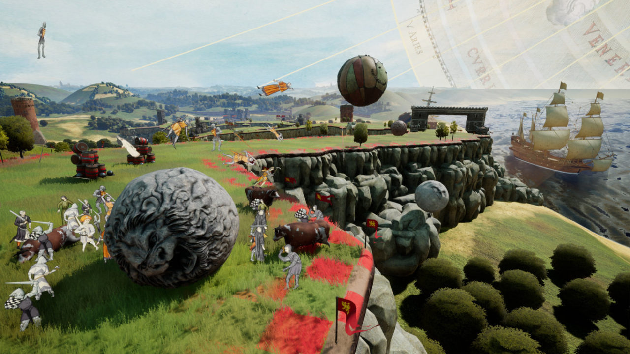Rock of Ages 2 Bigger & Boulder img geekgamer