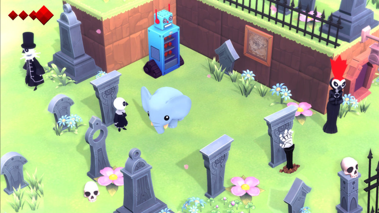 Yono and the Celestial Elephants img2 geekgamer