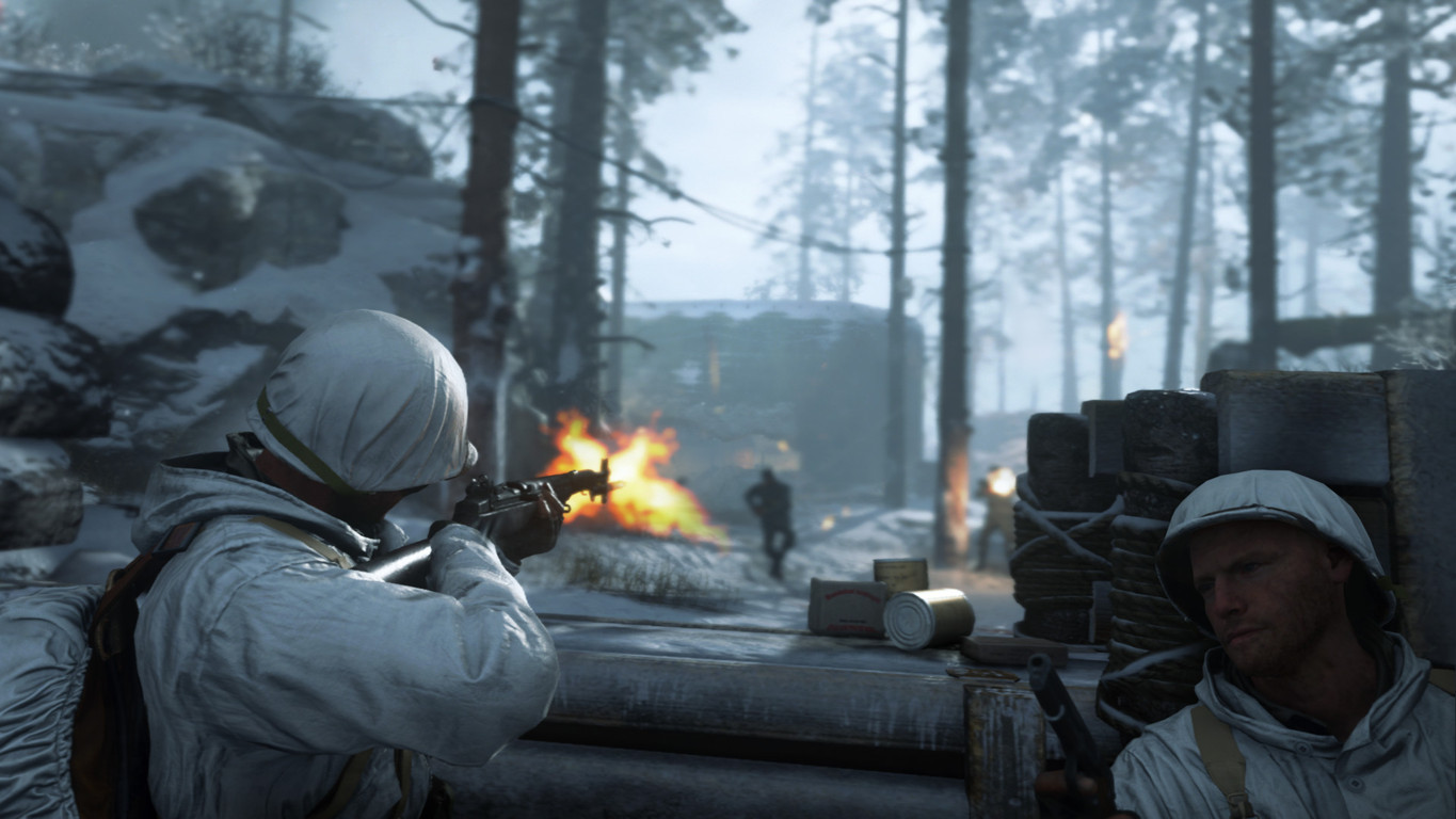 Call of Duty WWII img3 geekgamer