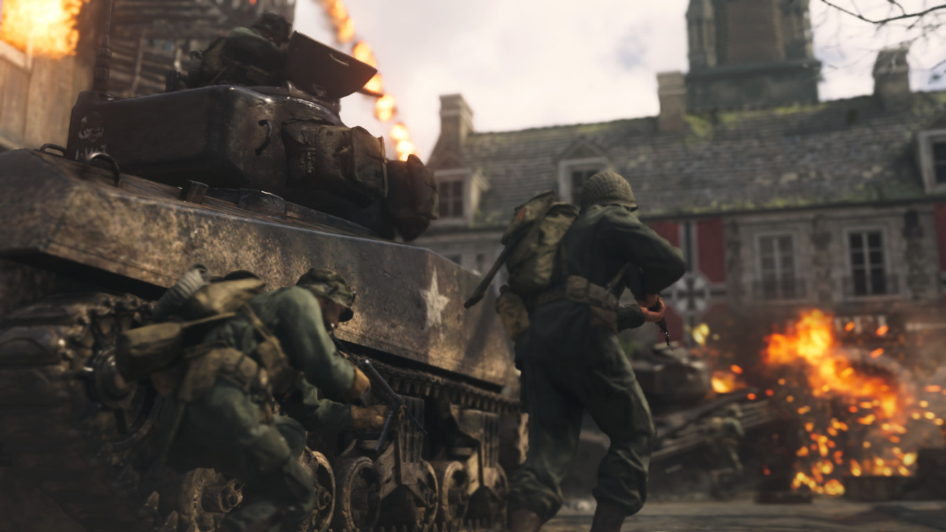 Call of Duty WWII img4 geekgamer
