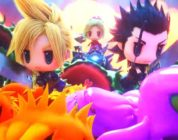 Cloud, Lightning e Balthier tornano in veste kawaii! Ecco la sequenza d'apertura di World of Final Fantasy: Meli-Melo