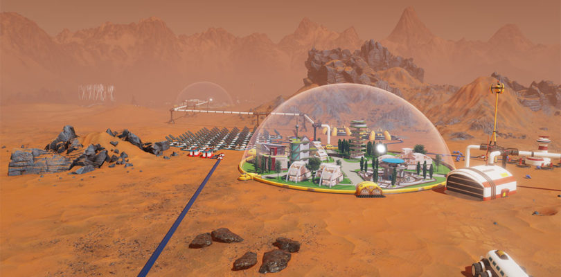 Surviving Mars – Manager di una colonia marziana? Si può fare!