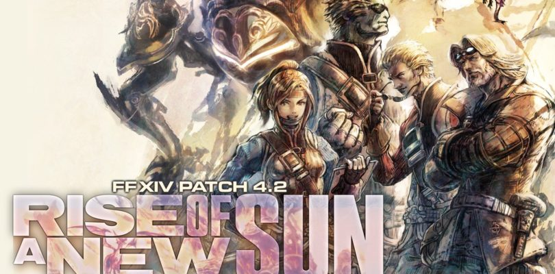 "FINAL FANTASY XIV Online – La patch 4.2 ""Rise of a New Sun"" è in arrivo con tante novità"