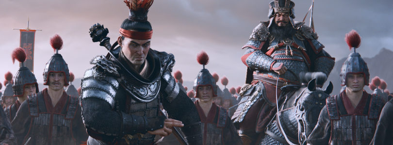 SEGA annuncia Total War: Three Kingdoms