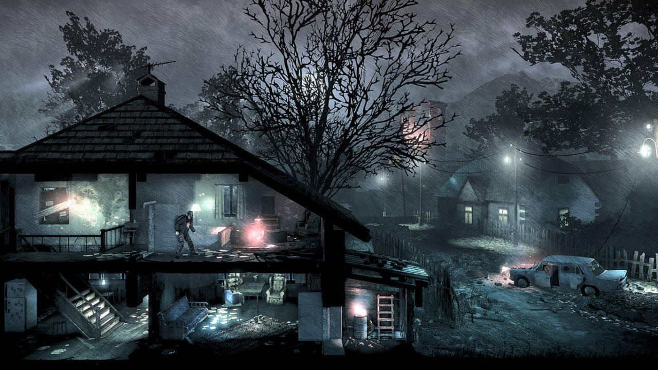 This War of Mine Stories Father's Promise img1 geekgamer