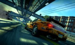Burnout Paradise Remastered arriva su PlayStation 4, Xbox One e PC a marzo