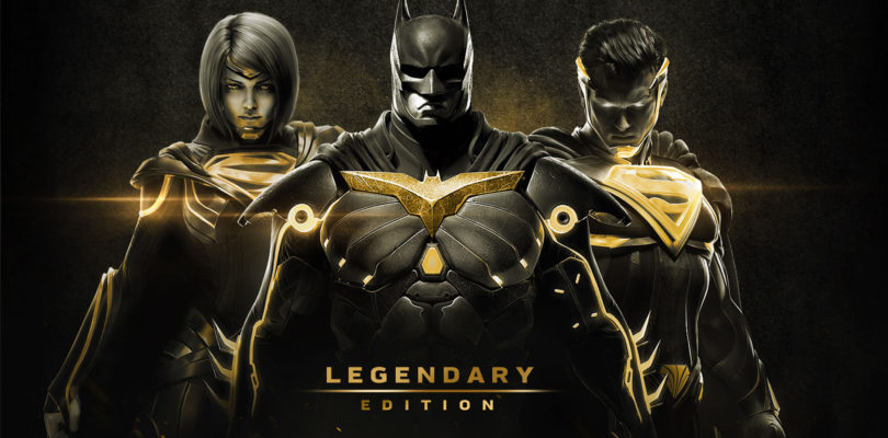 Injustice 2 – Legendary Edition disponibile nei negozi