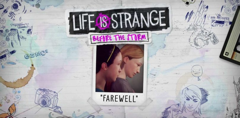 "Life is Strange: Before the Storm – Disponibile l'episodio bonus ""Addio"""