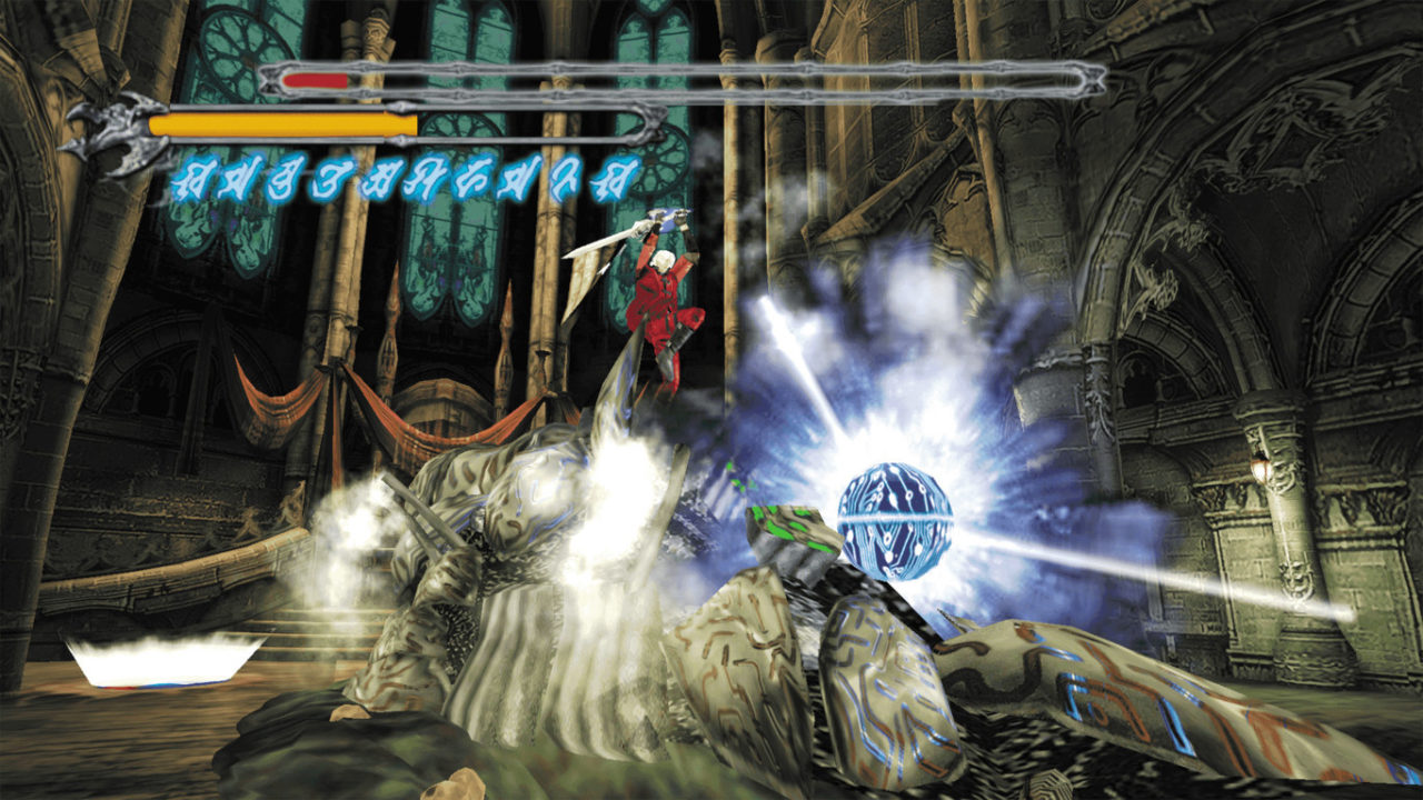Devil May Cry HD Collection img1 geekgamer