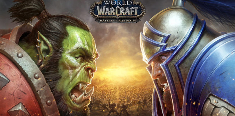 World of Warcraft: Battle for Azeroth arriverà il prossimo agosto