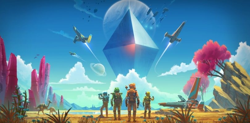 No Man's Sky Next introdurrà il multiplayer online
