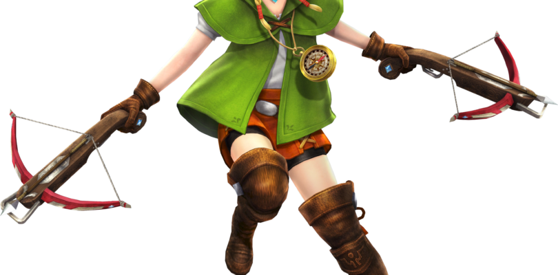 Linkle Zelda Breath of the Wild