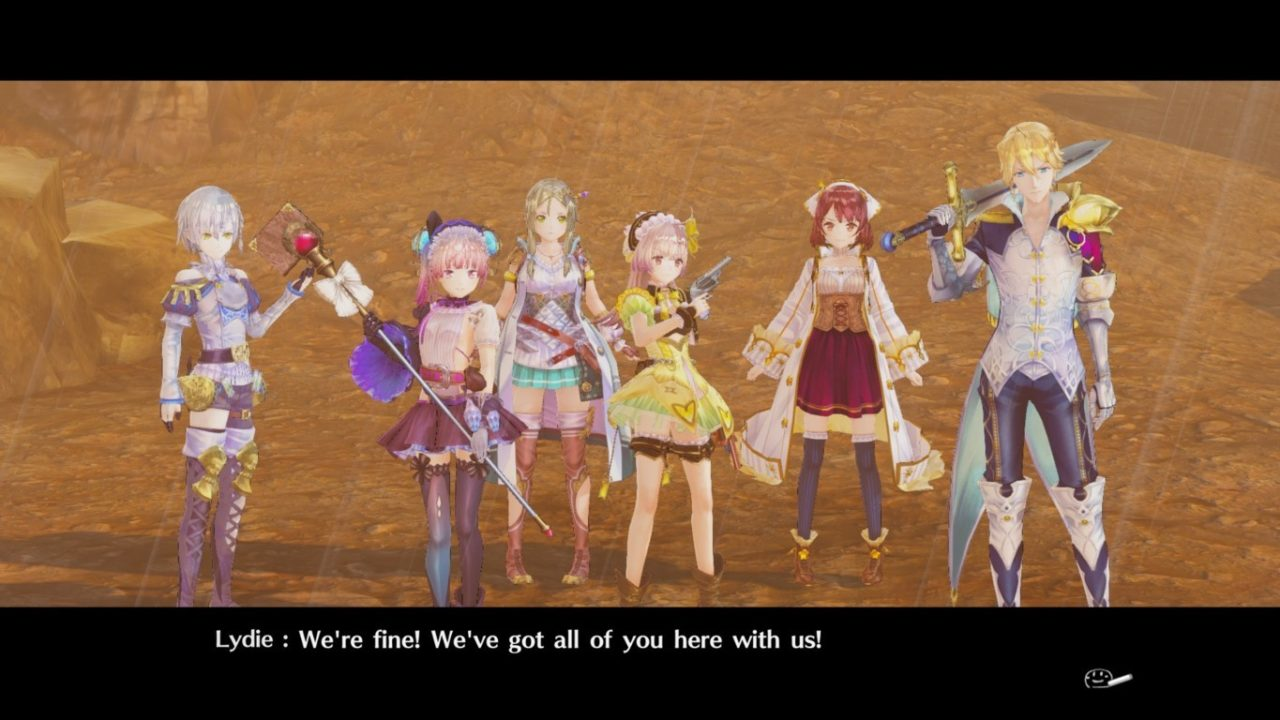 Atelier Lydie & Suelle The Alchemists and the Mysterious Paintings img min