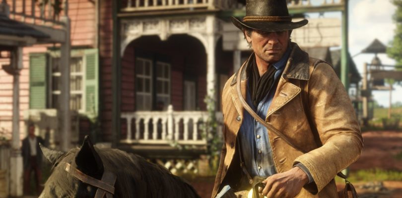 Rapine ai treni, sparatorie e gang rivali nella seconda parte del video gameplay di Red Dead Redemption 2