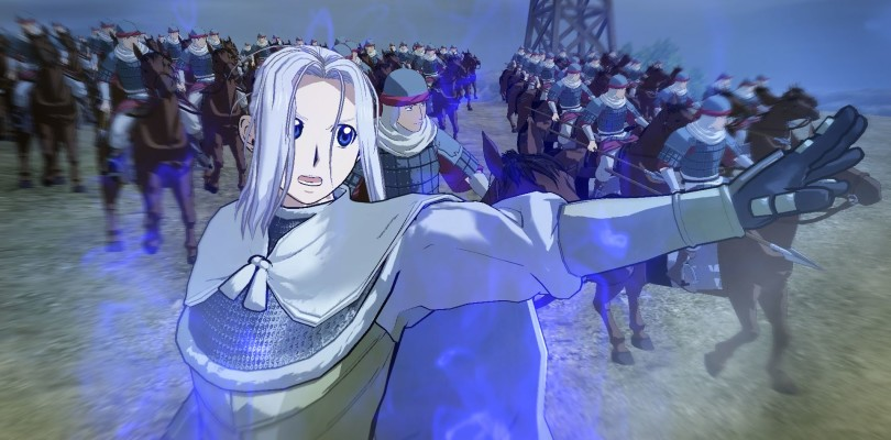 Arslan: the Warriors of Legend – Tanto cel shading in mostra per il nuovo titolo Koei Tecmo