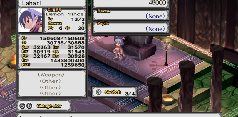 Disgaea PC approderà su Steam nel 2016