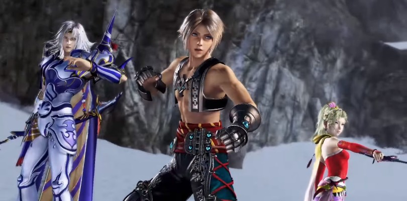 Dissidia Final Fantasy – Gli eroi PS2 di Final Fantasy si raccolgono per noi