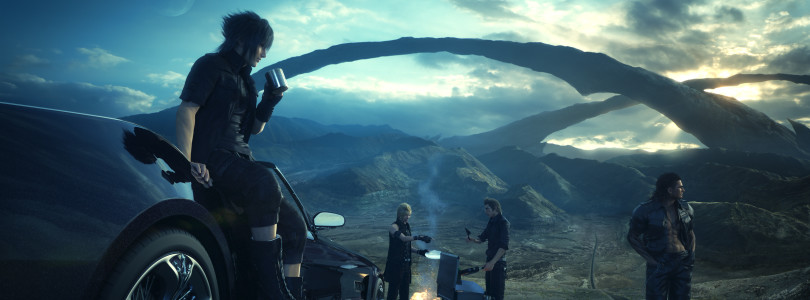 Final Fantasy XV entra ufficialmente in fase beta