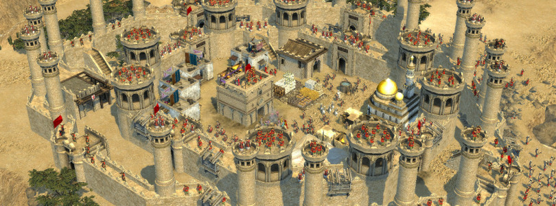 Stronghold Crusader 2: Ultimate Edition è ora disponibile