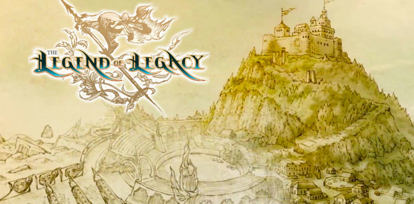 The Legend of Legacy si prepara a sbarcare in Europa!