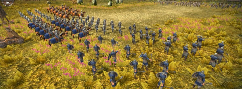 Total War Battles: KINGDOM arriva su Android!