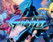 Azure Striker Gunvolt 2 arriva in versione fisica con la Azure Striker Gunvolt: Striker Pack